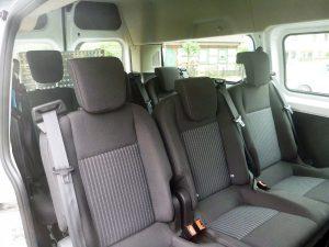 Ford Custom Langversion 9-Sitzer