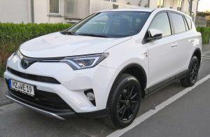 Toyota RAV4 Hybrid SUV 5-Sitzer
